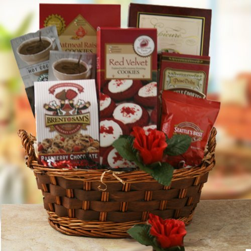 Sweet Pizazz Gift Basket