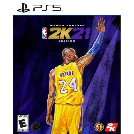 NBA 2K21 Mamba Forever Edition, 2K, Playstation 5, 710425577154