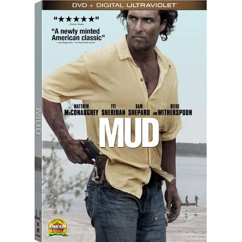 Mud (DVD + Digital UltraViolet) (With INSTAWATCH) (Widescreen)