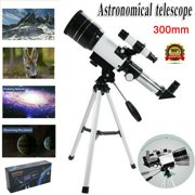 Best Telescopes - Professional Astronomical Telescope, 300mm Astronomical Refractor Telescope Night Review