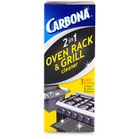 Carbona Oven Rack & Grill Cleaner, 16.8 Fl Oz