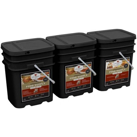 Wise Company Combination Breakfast/Entree & Soup Emergency Food Supply Kit, 360