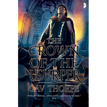 The Crown of the Usurper - eBook