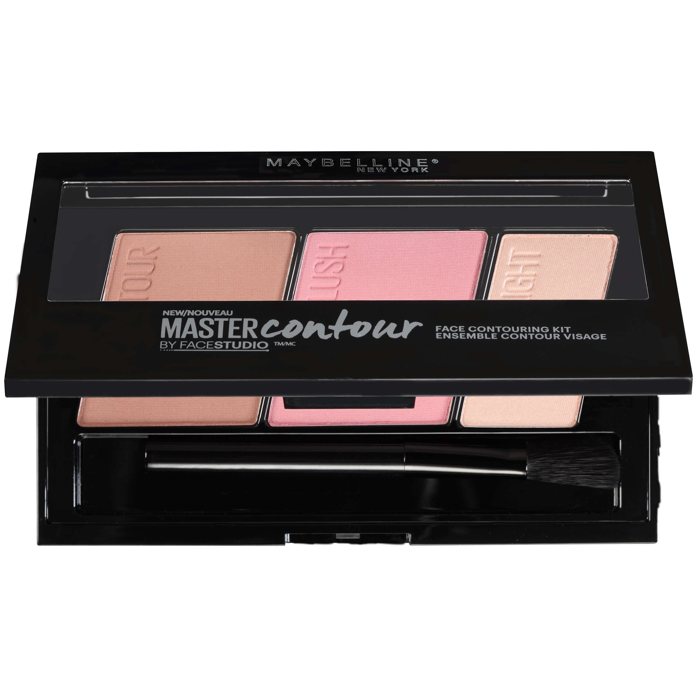 contour makeup kit walmart. maybelline new york facestudio master contour face contouring kit, 0.17 oz - walmart.com makeup kit walmart e