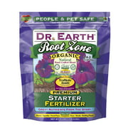 Dr. Earth Organic & Natural Root Zone Starter Fertilizer, 4 lb.