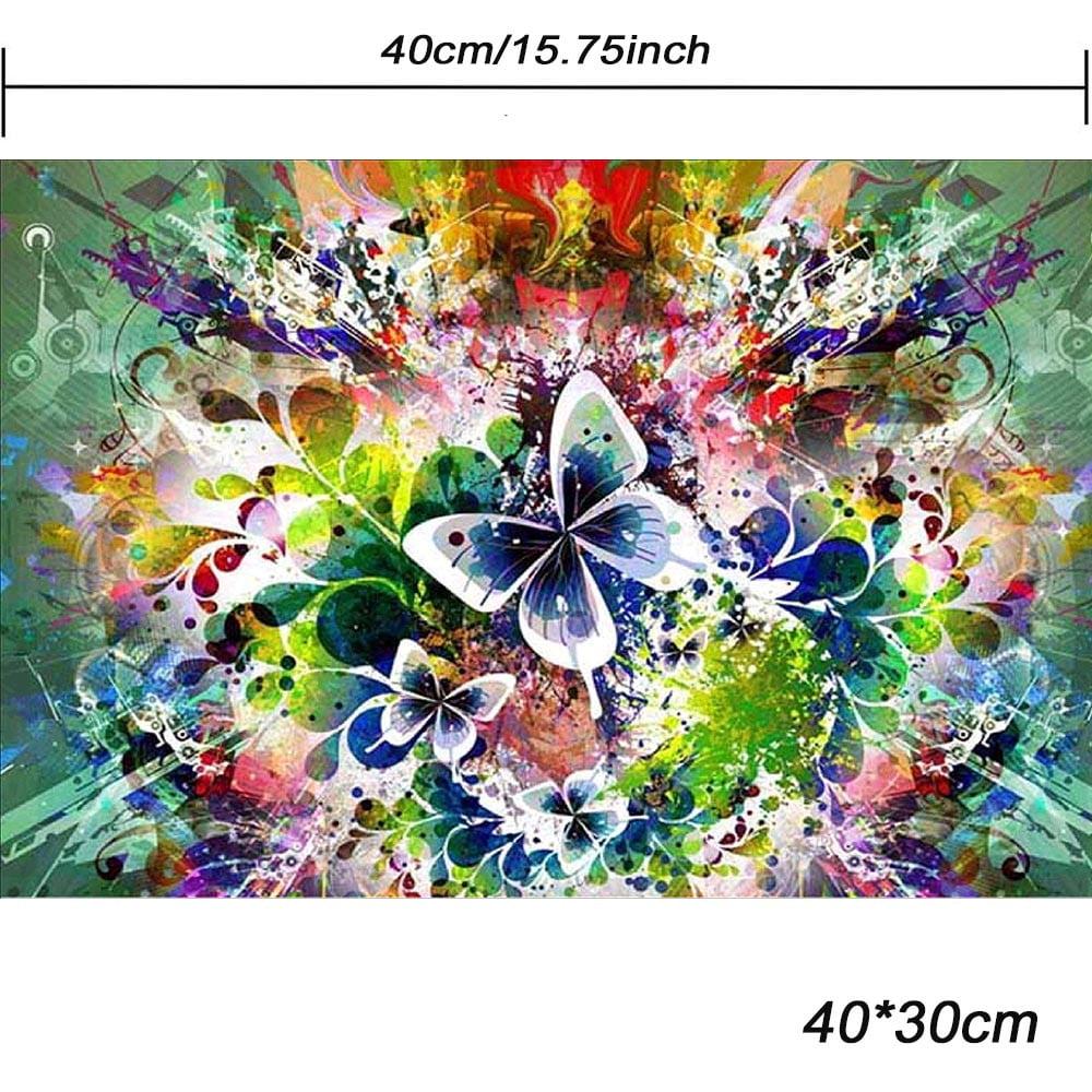 iLH Mallroom 5D Diamond Embroidery DIY Craft Painting Cross Stitch Mosaic Home Decor