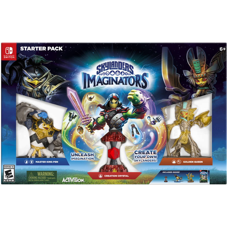 Activision Skylanders Imaginators Starter Pack (Nintendo Switch)