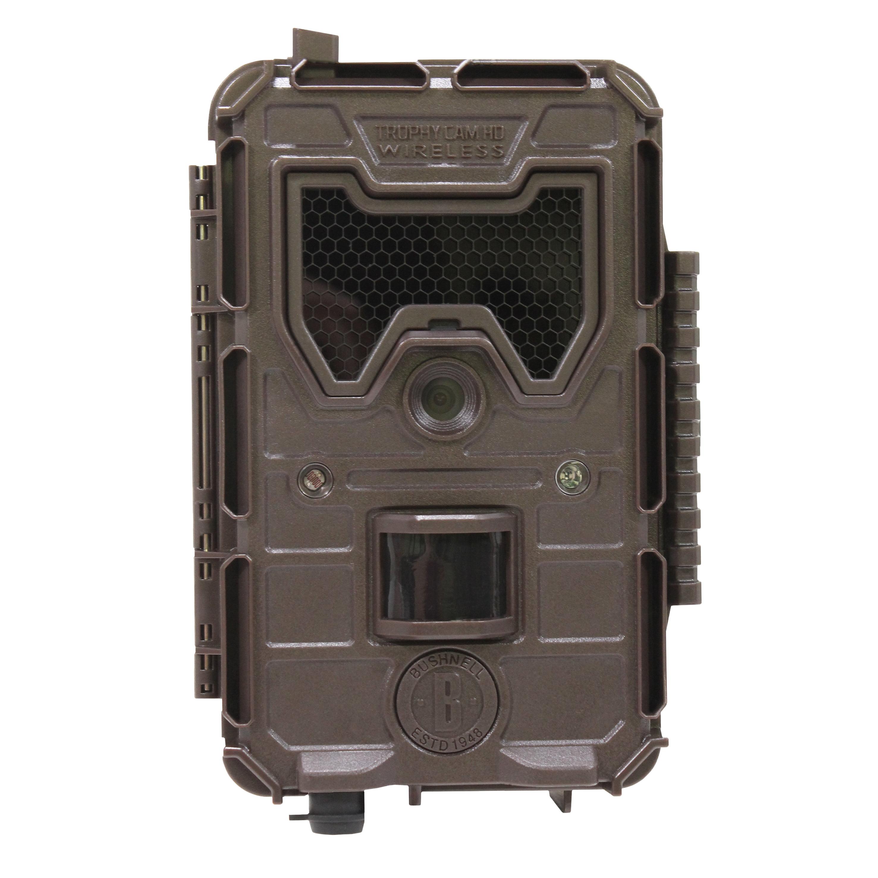 Bushnell Trophy Cam Aggressor HD Camera - Infrared Wirele...