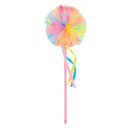 Costume : Neon rainbow skirt wings/wand - image 3 de 4