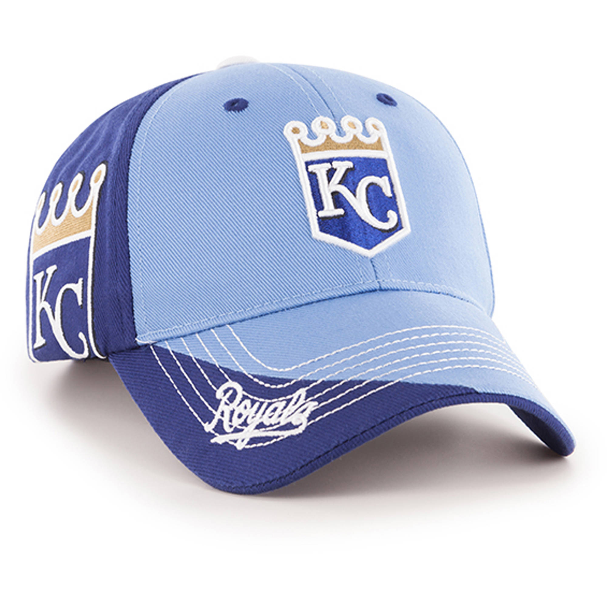 MLB Kansas City Royals Hubris Cap / Hat by Fan Favorite