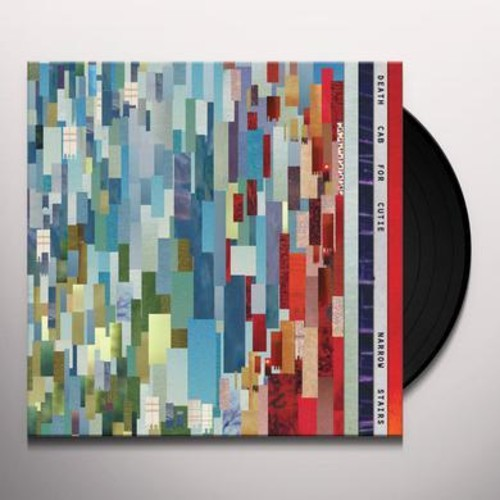 Death Cab For Cutie   Narrow Stairs [Vinyl]