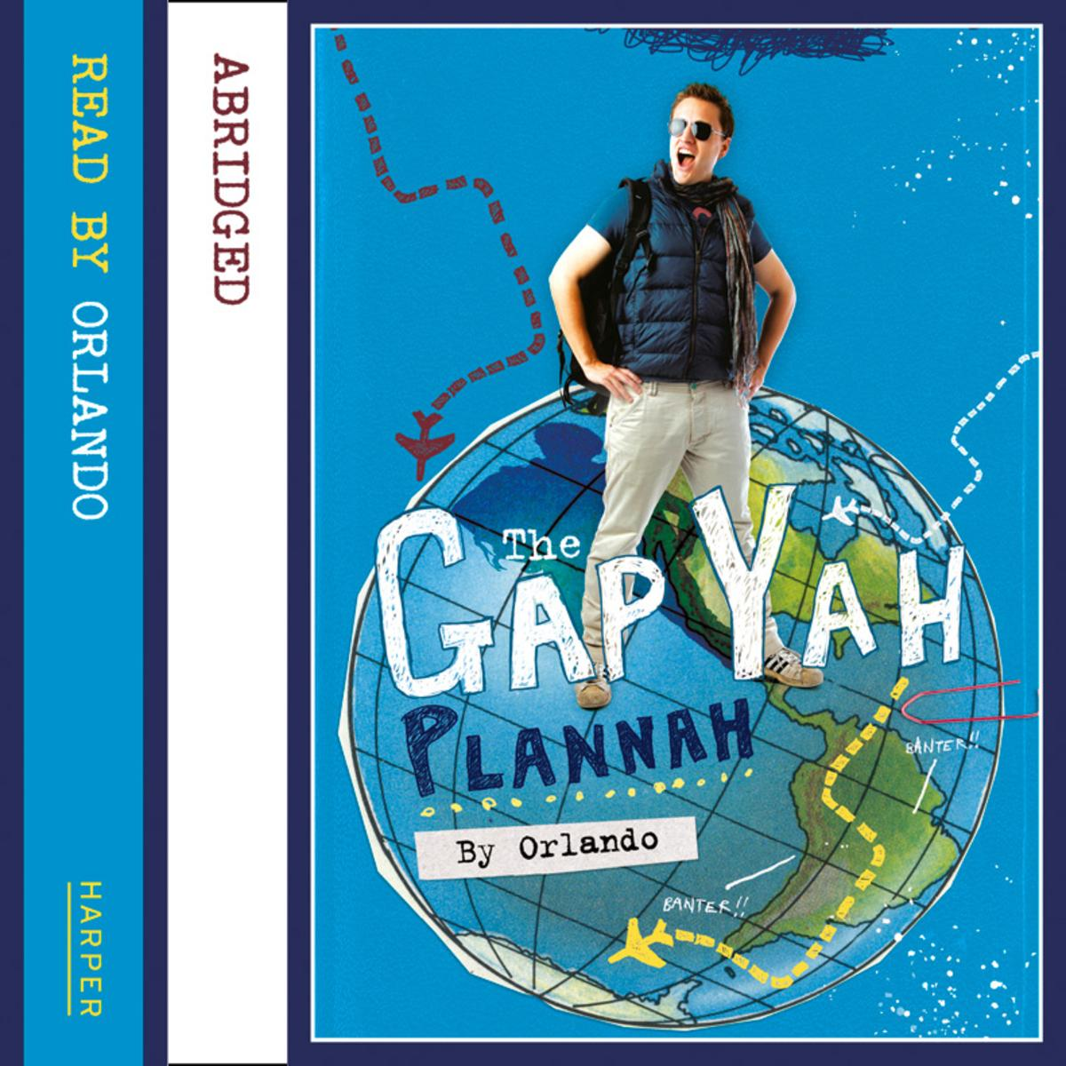 The Gap Yah Plannah - Audiobook