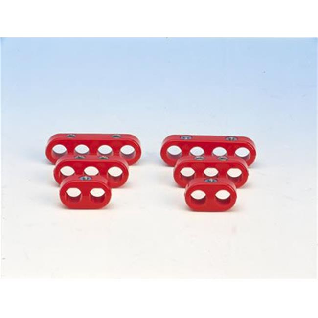 Taylor Cable 42729 Red Clamp Style Wire Separator