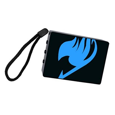 Fairy Tail Anime Logo Mini Portable Wireless Bluetooth Speaker With