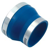"Spectre Performance 9766 Blue 4"" x 3"" Coupler/Reducer"