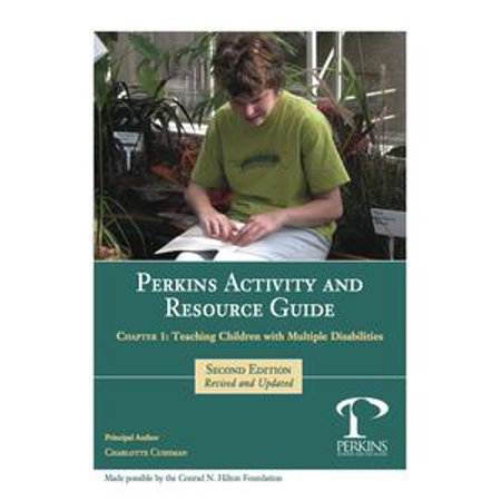 Perkins Activity and Resource Guide Chapter 1 -Teaching Children With Multiple Disabilities: An Overview - eBook