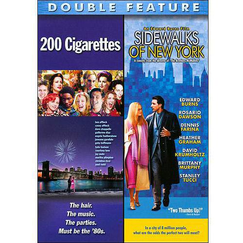 200 Cigarettes Sidewalks Of New York 2pk by