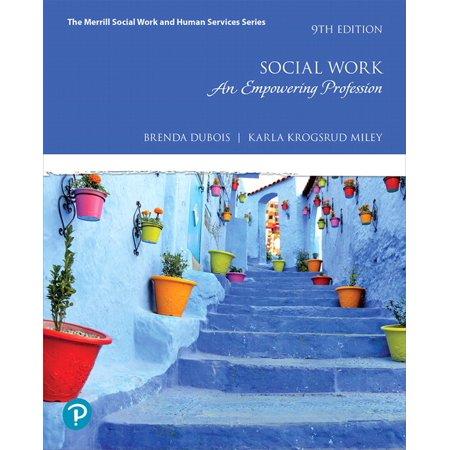 Social Work An Empowering Profession Paperback Walmart Com