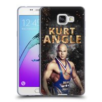 OFFICIAL WWE KURT ANGLE SOFT GEL CASE FOR SAMSUNG PHONES 2