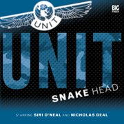 Snake Head - Audiobook
