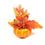 Artificial Pumpkin Maple Leaf Home Decoration Halloween Thanksgiving Autumn Ornament Props