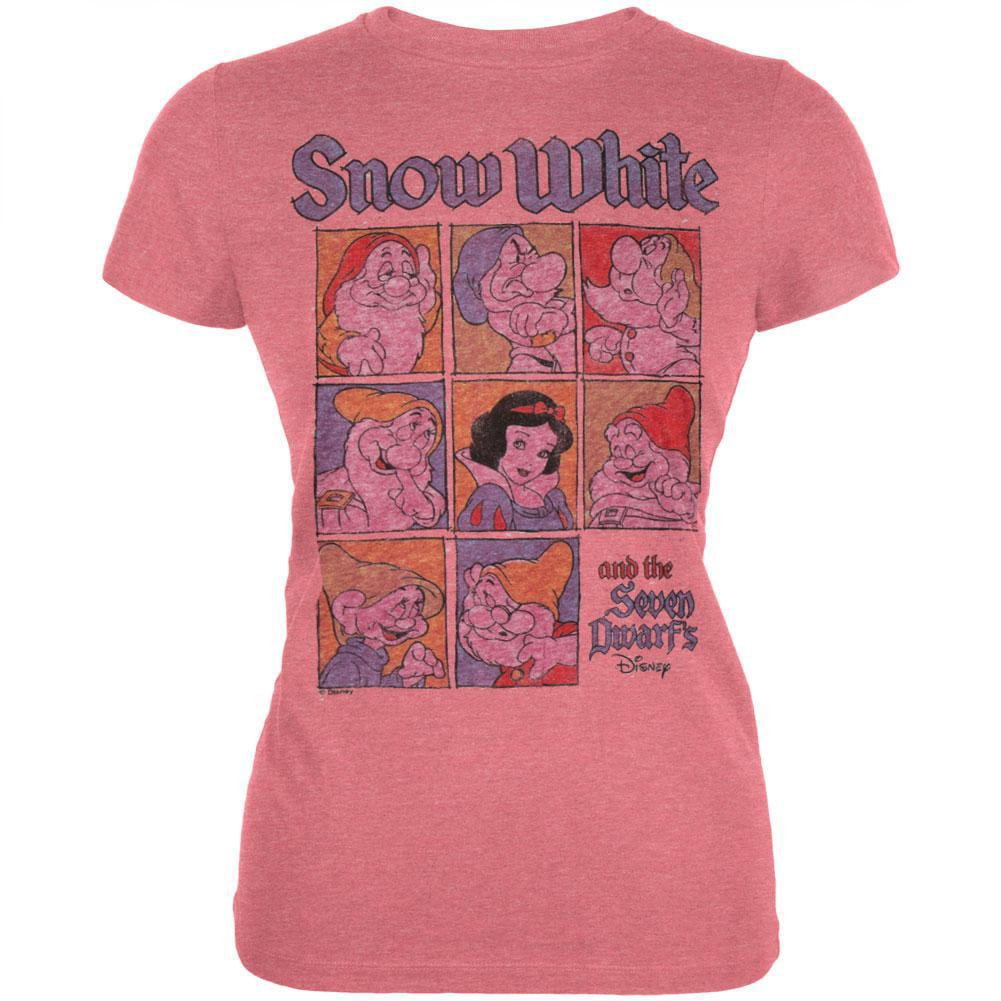 Snow White - Panels Juniors T-Shirt