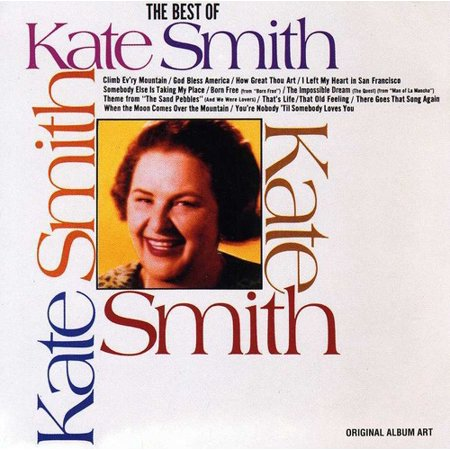 The Best Of Kate Smith (CD)