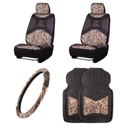 Ducks Unlimited Seat Covers >> Ducks Unlimited Camo Auto Accessories Kits