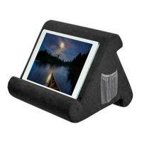 New Multi-Angle Soft Pillow Lap Stand For ipads Tablet EReaders Magazine Holder