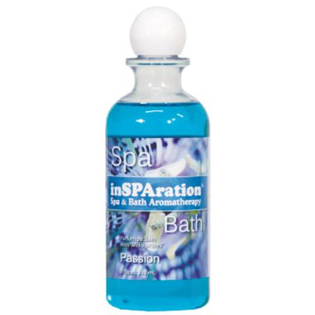 - Hot Tub InSPAration Passion 1 Bottle For Hot Tubs and Spas (9 oz) HTCP7343 -