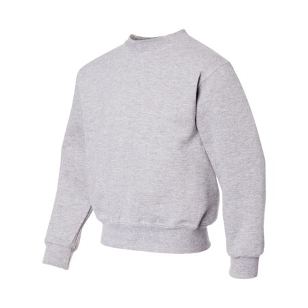 - Jerzees - NuBlend Youth Crewneck Sweatshirt