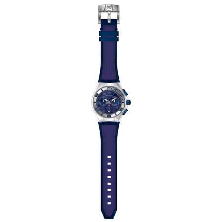 Technomarine TM-115021 Unisex Cruise California Blue Dial Purple and Blue Strap Chronograph Dive Watch
