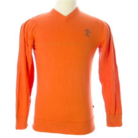 ARTFUL DODGER Men's Luddite Sweater - Pumpkin Sweater