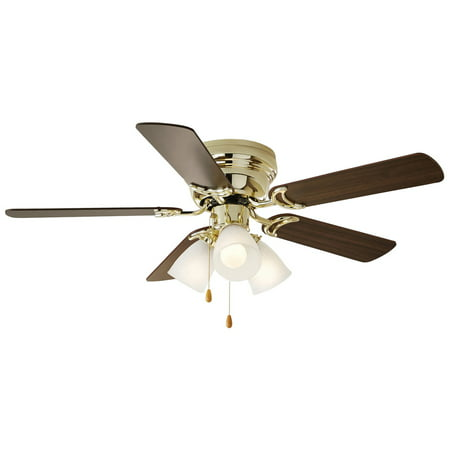 Hammered Steel Ceiling Fan (42
