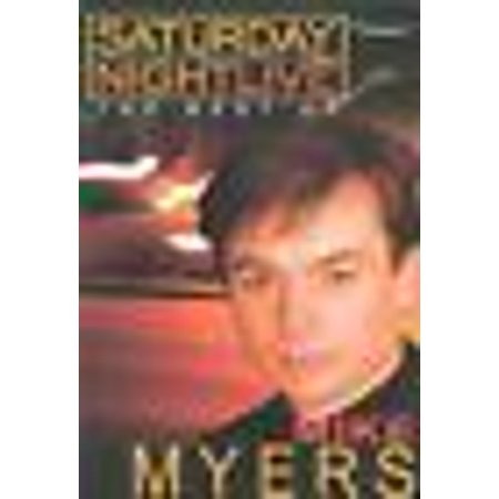 Saturday Night Live - Best of Mike Myers (DVD, 2004) New