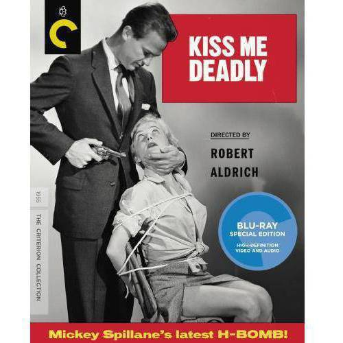 Kiss Me Deadly (Criterion Collection) (Blu-ray) (Widescreen)