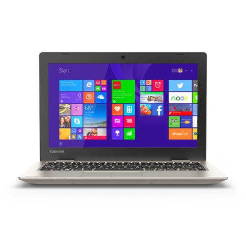 "Refurbished Toshiba Satellite 11.6"" Intel Celeron Dual Core 2.16GHz 2GB 128GB SSD W8 Laptop"