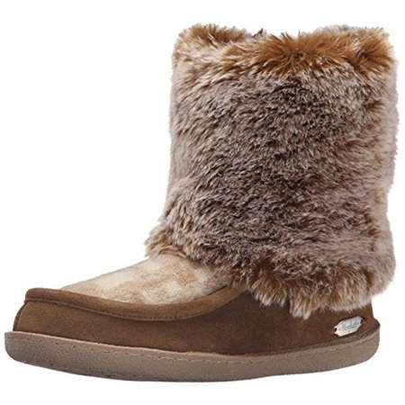 Womens Fall Creek Wool Faux Fur Winter Boots (Long Fall Boots Tutorial)