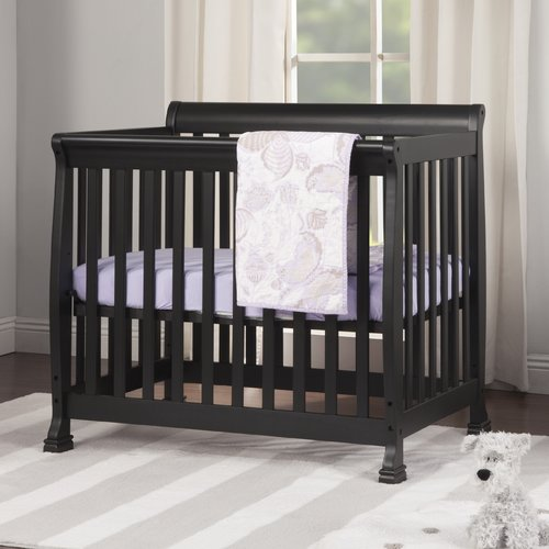 Davinci Emily 2 In 1 Mini Crib And Twin Bed Walmart Com