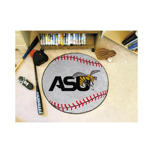 FANMATS NCAA Alabama State University Baseball Mat