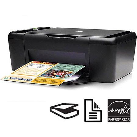 HP Deskjet F4440 All-in-One Inkjet Printer/Scanner/Copier