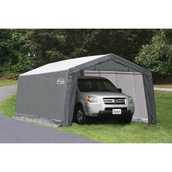Shelter-It 12' x 20' Steel/Fabric Instant Garage