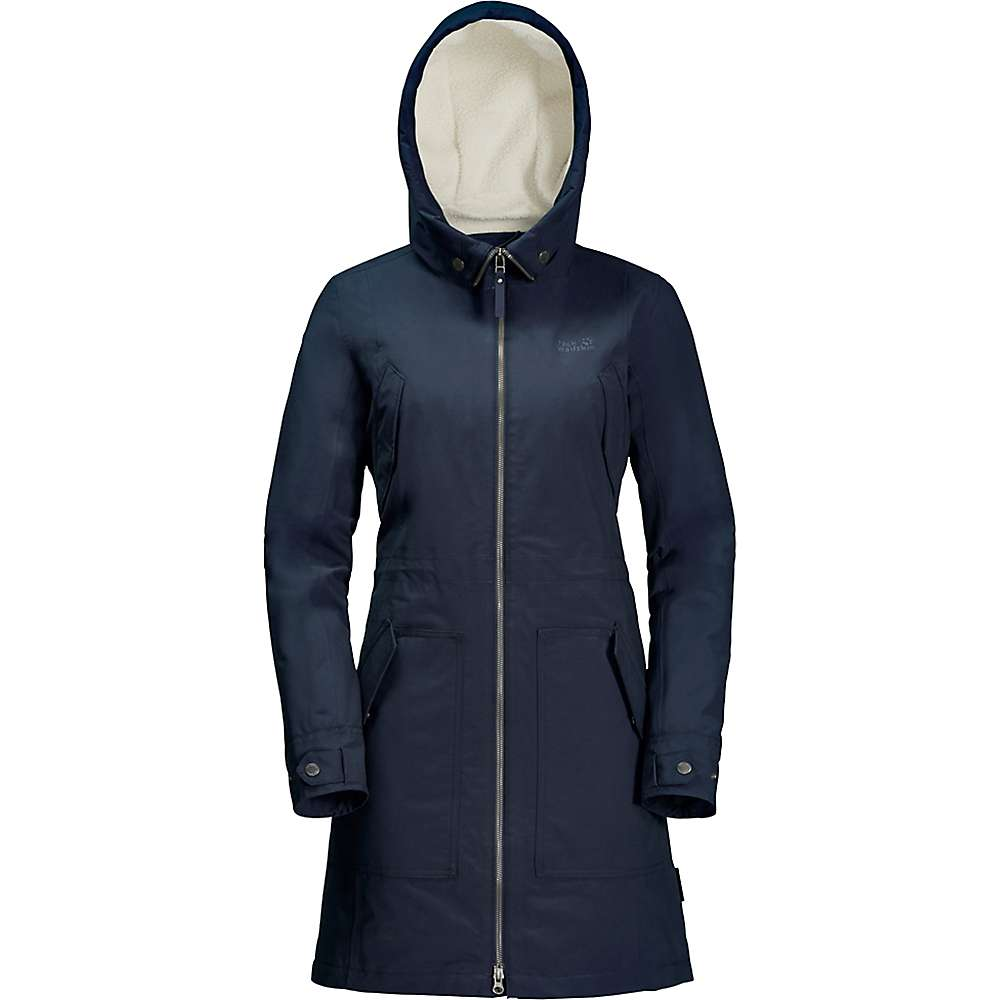 Jack Wolfskin Women's Rocky Point Parka