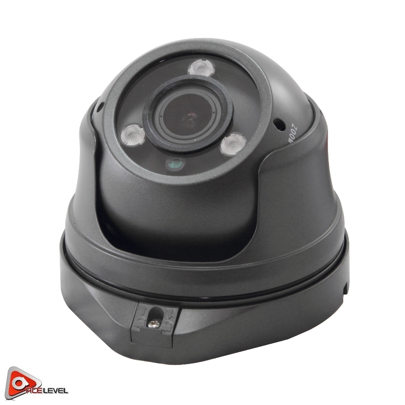 Acelevel, 4-in-1 IR Dome Camera, Gray