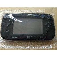 Refurbished Nintendo Wii U Black Gamepad