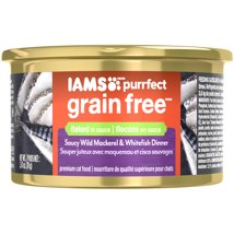 Cat Food: Iams Purrfect Grain Free