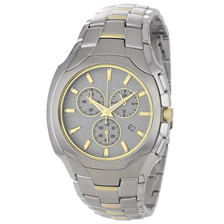 - Citizen Men's AT0884-59A Chronograph Eco Drive Watch
