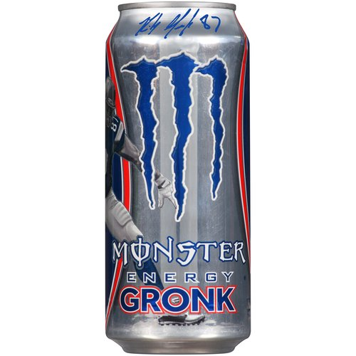Monster Gronk Energy Drink, 16 fl oz