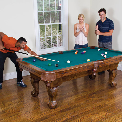 EastPoint Sports 87 Inch Brighton Billiard Pool Table Image 3 Of 7