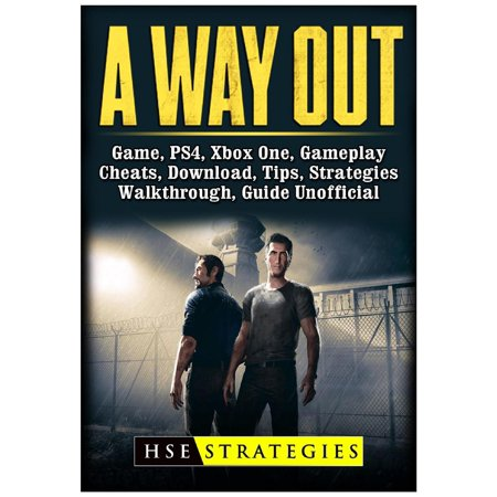 Major Strategy Guide - A Way Out Game, Ps4, Xbox One, Gameplay, Cheats, Download, Tips, Strategies, Walkthrough, Guide Unofficial